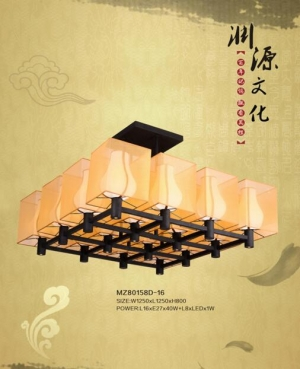 非标工程灯具按照使用环境通常分成几大类