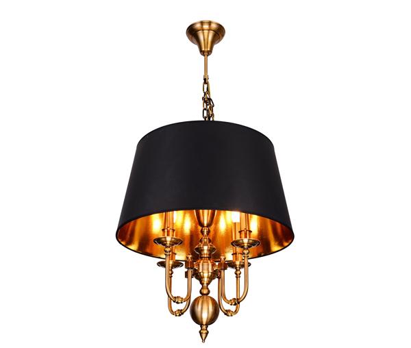 新中式全铜吊灯