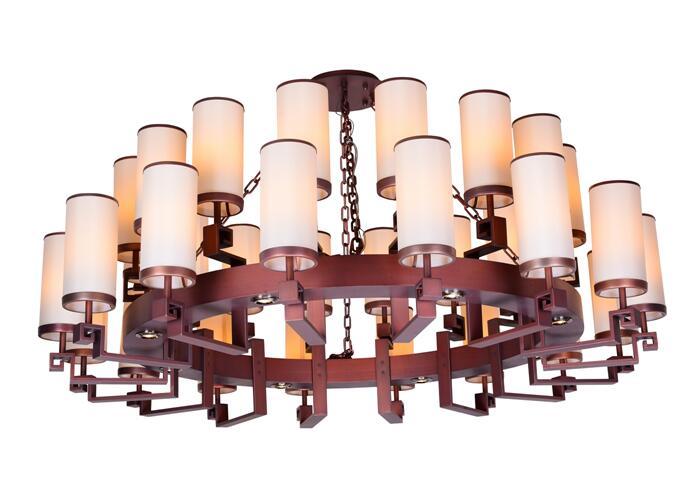新中式灯饰