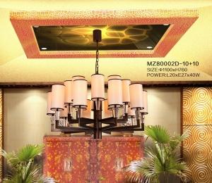 酒店新中式灯