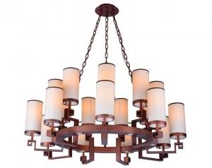 非标新中式灯具